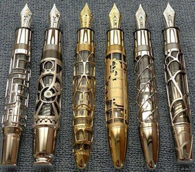 Шикарную перьевую ручку