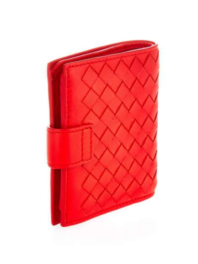 Красный кошелёк