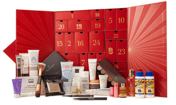 Beauty advent calendar