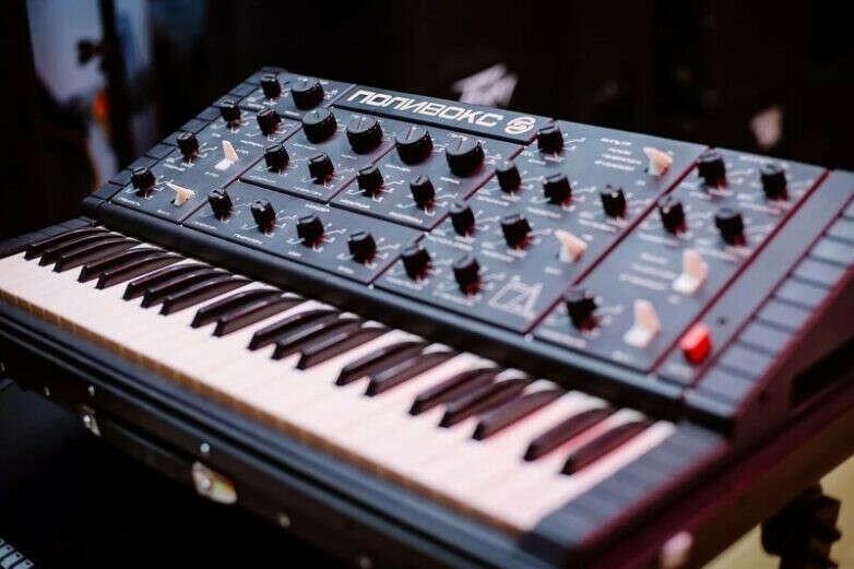 Советский синтезатор