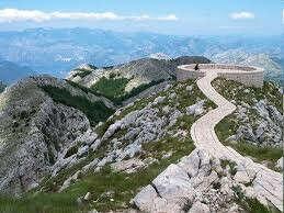 посетить гору Ловчен