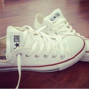 Кеды Converse, белые
