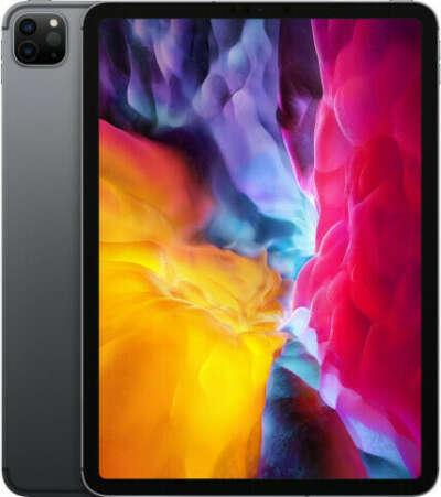 "Планшет Apple iPad Pro 11"" (2020) 256GB Wi-Fi Space Grey"