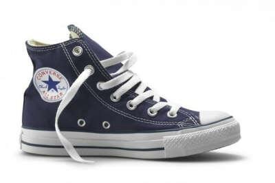 Converse Chuck Taylor all star - Navy.