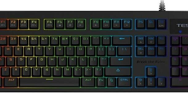 Купить Клавиатура Tesoro Excalibur Spectrum в интернет магазине DNS. Характеристики, цена Tesoro Excalibur Spectrum | 1023359