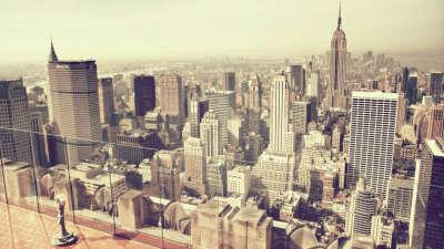 Хочу жить в Нью Йорке