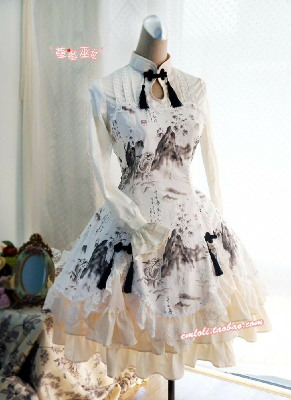 платье и жакетка
