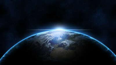 Увидеть Землю из космоса