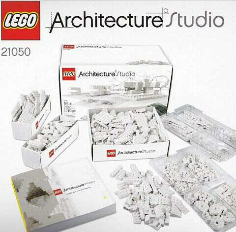 Взрослый набор LEGO