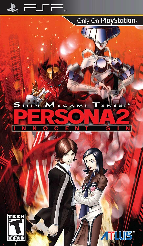 Shin Megami Tensei: Persona 2 Innocent Sin