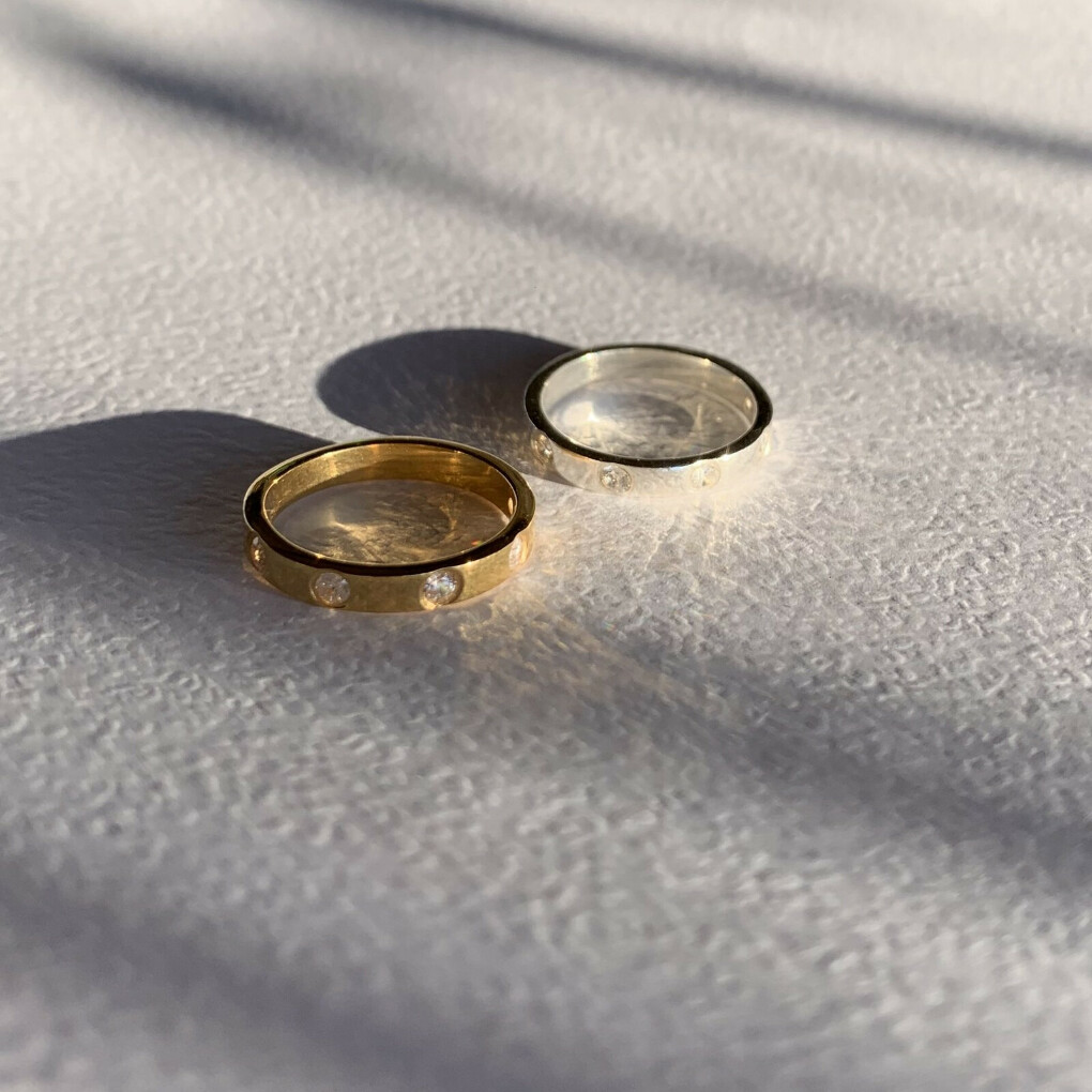 Holy Day Ring