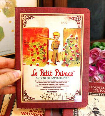 Тетрадь 'Never Ending Story M' - Le Petit Prince Line