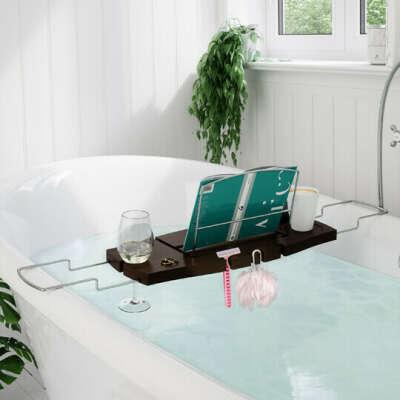 Столик для ванны 'Romance' / Темный