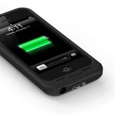 Чехол-зарядка на айфон 5