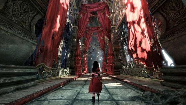 пройти Alice: Madness Returns