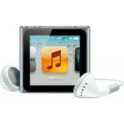Apple iPod nano 6Gen 8GB Graphite (MC688)