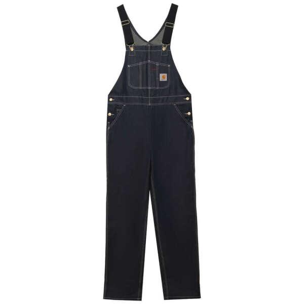 Мужские джинсы Carhartt WIP Big Overall 11 Oz (Blue Rigid)