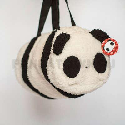 Панда-Сумка