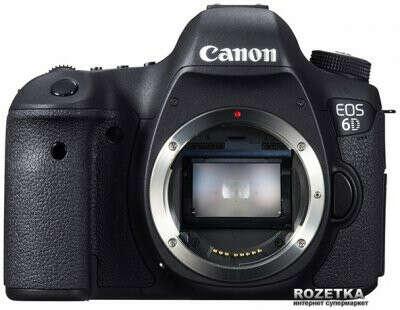 Canon EOS 6D Body официальная гарантия! (8037B023)