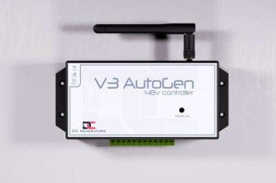 V3 AutoGen WiFi + Mesh auto start generator controller