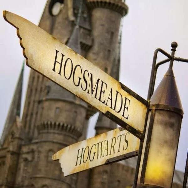Посетить музей Гарри Поттера в Лондоне