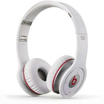 Bluetooth-наушники Beats By Dr.Dre Wireless On-Ear Headphones белые