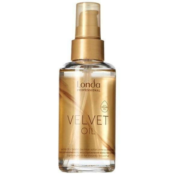 масло для волос Londa или Wella