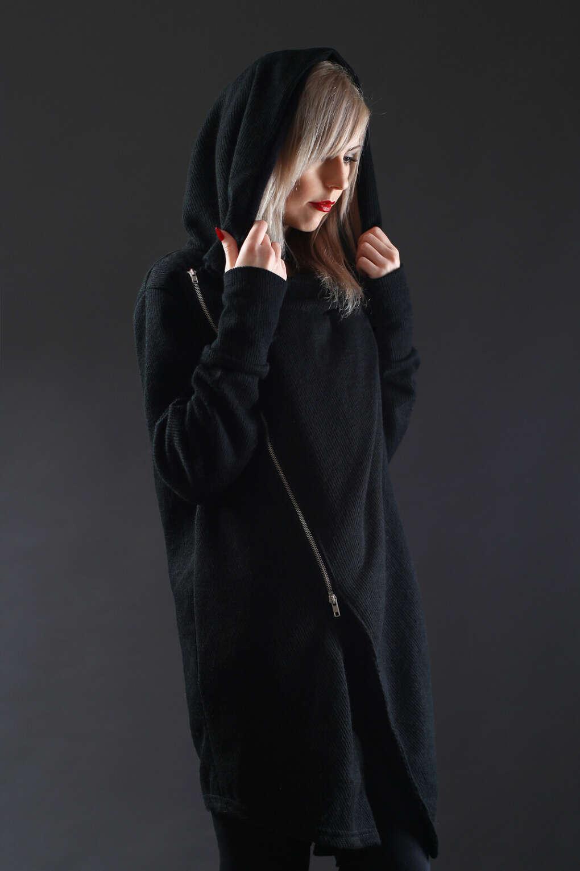 Мантия WARRA black