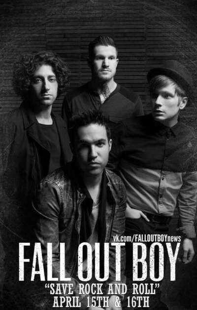 Посетить концерт Fall Out Boy