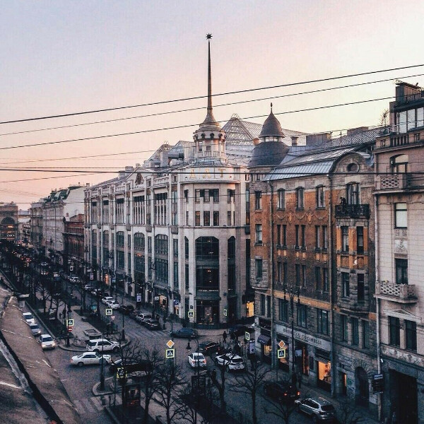 Санкт-Петербург, жди, я скоро буду!)