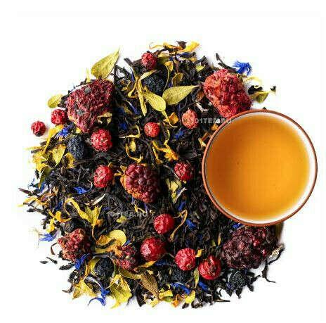 Чай черный Таежный сбор (черные типсы)