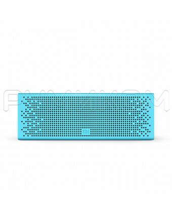 Купить Колонка Xiaomi Mi Mini Square Box 2 (голубой) в Москве, быстрая доставка, выгодные цены!