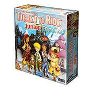 Настольная игра Билет на поезд Junior: Европа (Ticket to Ride Junior Europe) - купить в Москве и Санкт-Петербурге, Билет на поезд Junior: Европа цена