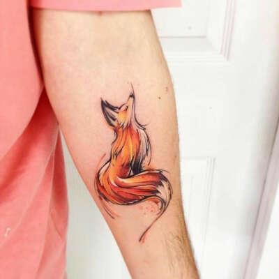 Ещё одну татуировку