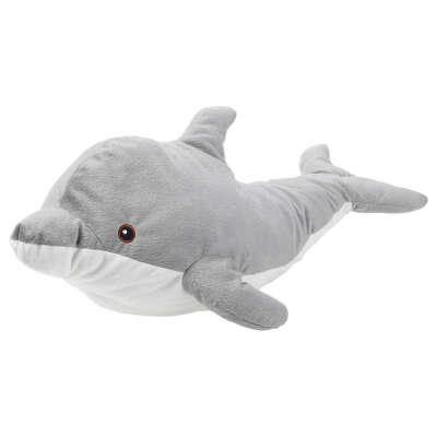 ГЕНОМБЛЁТ Мягкая игрушка - дельфин - IKEA