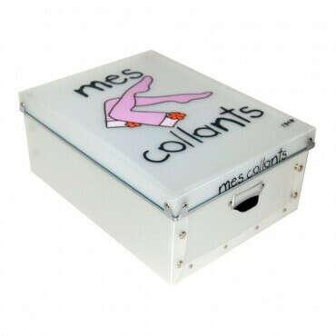 Коробка для колгот Mes Collants - Порядочный магазин