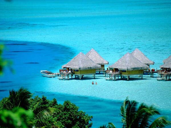 С любимым на Мальдивы