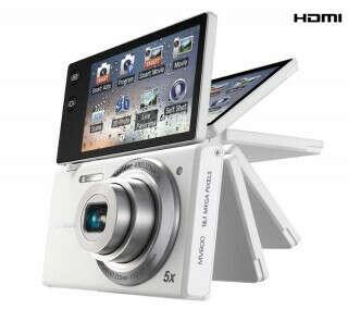 Цифровая камера Samsung MV800 White