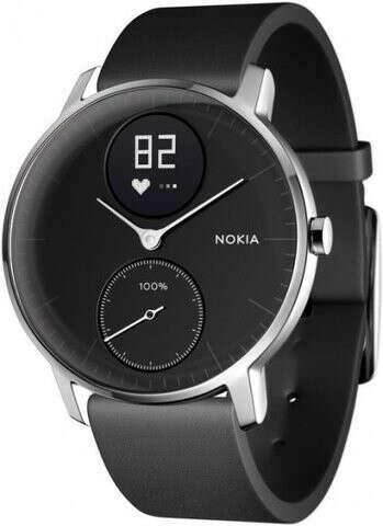 Часы NOKIA steel hr36