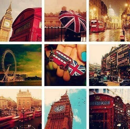 Англия, Лондон...)
