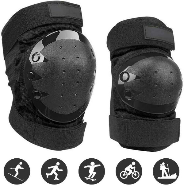 GAOAG Knee Pads Protector Adjustable Elbow Pads
