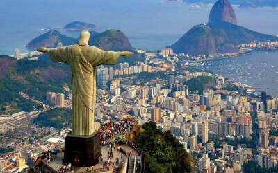 Путешествие в Рио-де-Жанейро