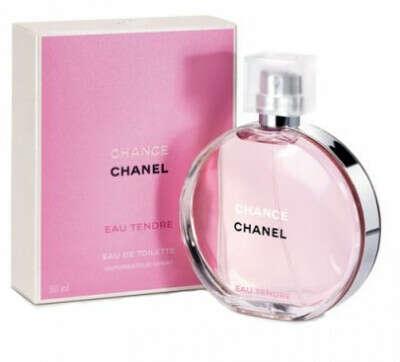 Chance Eau Tendre Chanel. Купить Chance Eau Tendre Chanel - женские духи, туалетная вода, тестер