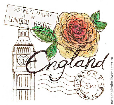 Пожить в Англии некоторое время