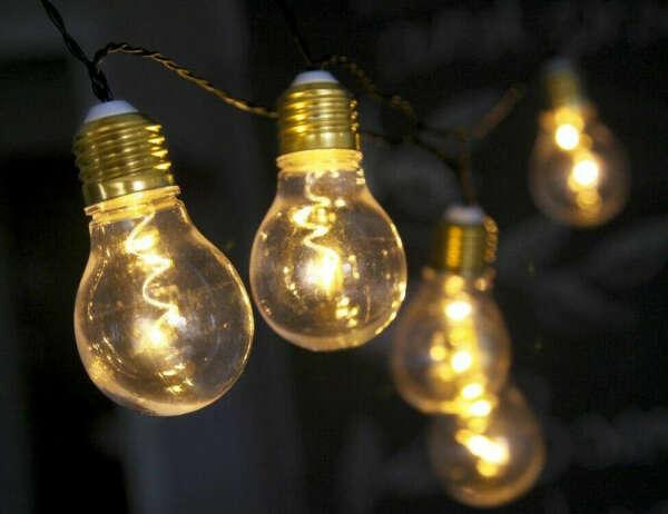 Ламповая гирлянда