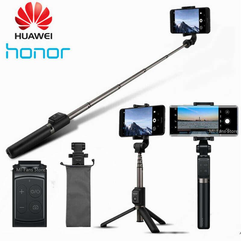 1190.82руб. 14% СКИДКА|Оригинальная селфи палка Huawei Honor AF15/Pro с Bluetooth, портативный монопод с беспроводным управлением для телефонов iOS/Xiaomi|Селфи-моноподы|   | АлиЭкспресс
