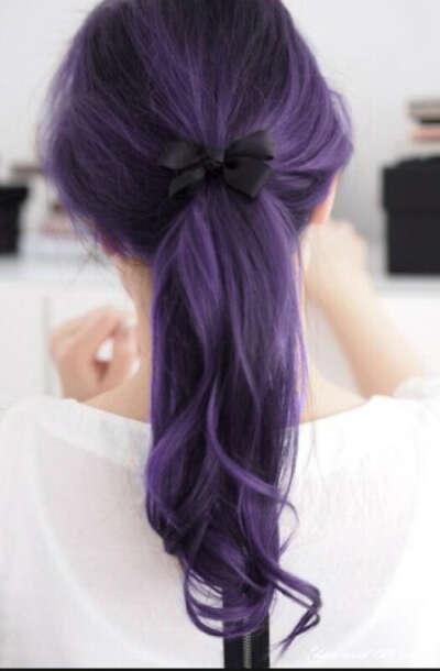 Хочу покрасить волосы в необычный цвет