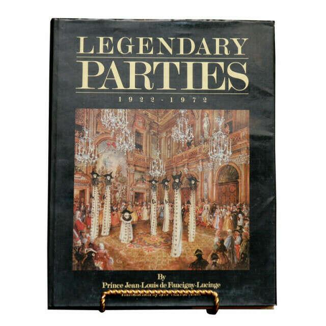 Legendary Parties Book