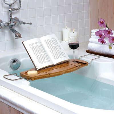 Столик для ванны Romance  / Светлый