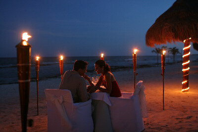 Провести романтический вечер